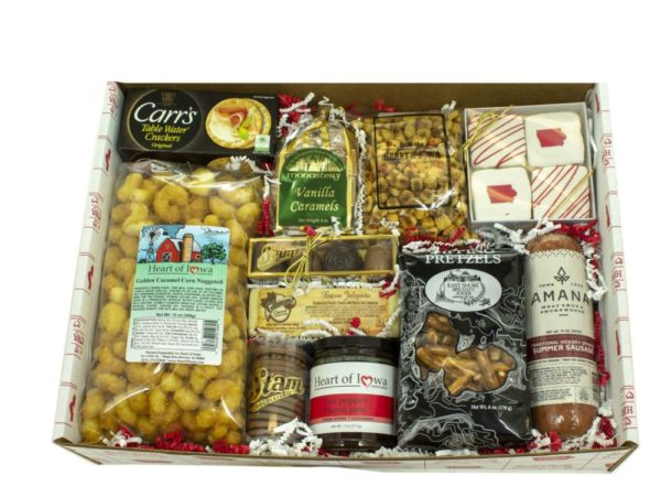 Office Greetings Gift Box