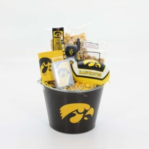 Iowa Hawkeye Gift Basket
