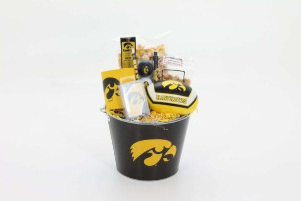 Iowa Hawkeye Gift Basket