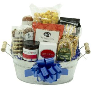 Munchies & More Gift Basket