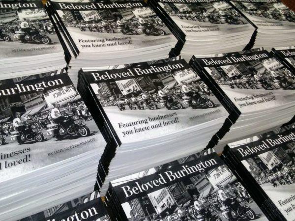 Beloved Burlington by Jane Sutter-Brandt