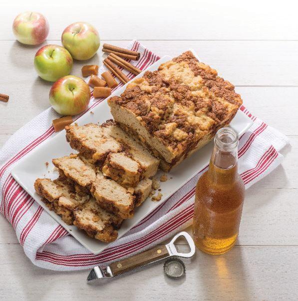 Caramel Apple Beer Bread Mix