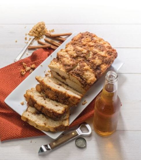 photo of cinnamon crumble, beer bread, molly&you, Shop Iowa