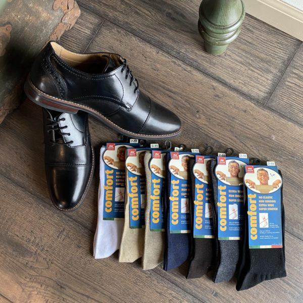 Old World Comfort Socks