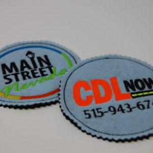 Customized Coasters