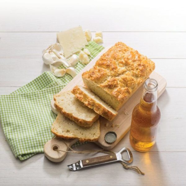 Garlic Parmesan Beer Bread Mix