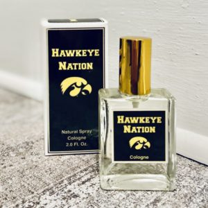 photo of Hawkeye Cologne, Bauman's Mount Vernon, Shop Iowa