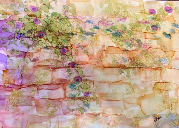 Original Artwork Surprise by Denise Murphy