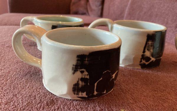 Pottery Mugs Handmade