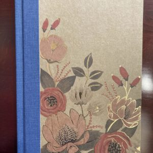 Notebook – Journal Hard Bound – Floral