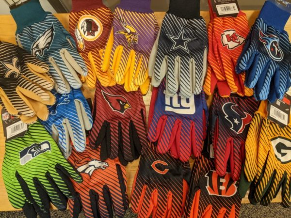 NFL Sport Utility Gloves on Shop Iowa