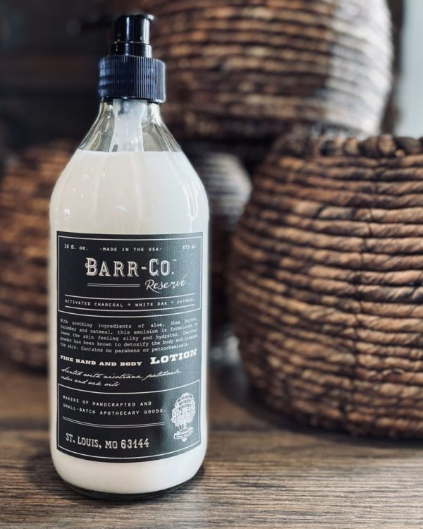 Barr & Co. Reserve Lotion
