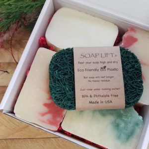 Christmas Soap Gift Box on Shop Iowa