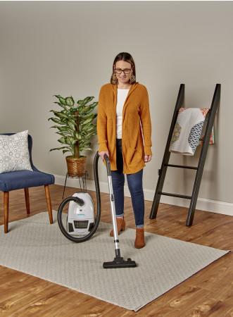 Simplicity Jill Canister Hepa Vacuum