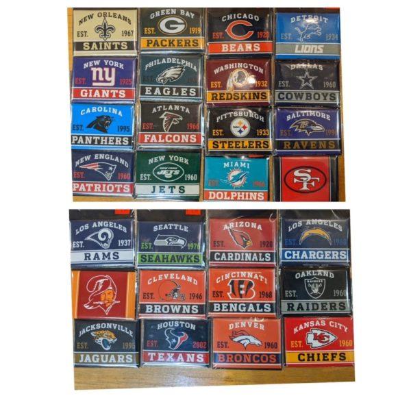 NFL Magnet