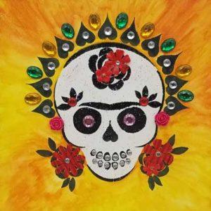 Dio De Los Meurtos Sugar Skull
