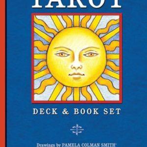 Universal Waite Tarot Deck/Book Set
