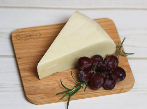 The Brooks Place-Aged Alpine Cheddar Cheese