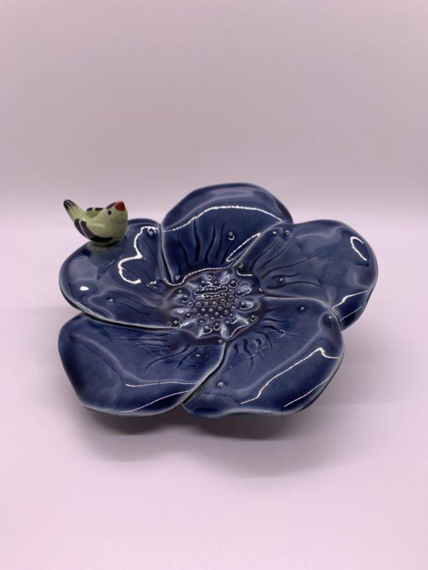 Blue Bird Bowl – Karen Moorehead