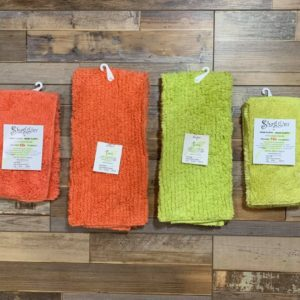 Shaggies Duos – Towel & Dish Cloth