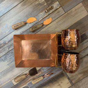 Copper Bar Cart Collection