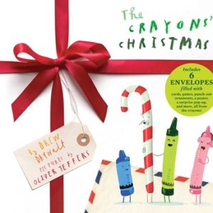 The Crayons' Christmas Book on Shop Iowa