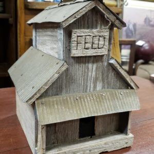 Feed Store Bird House