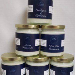 Vela's Candelas Iowa Made Soy Candles