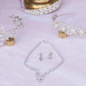 silver tiaras - mco