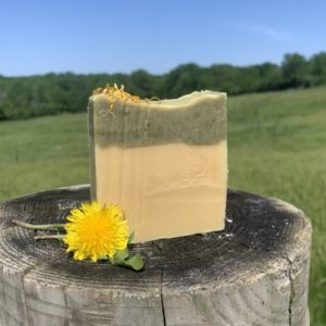 3 bars – Organic, hand crafted, double butter soap