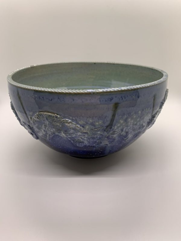Blue Gradient Bowl – John McDonald
