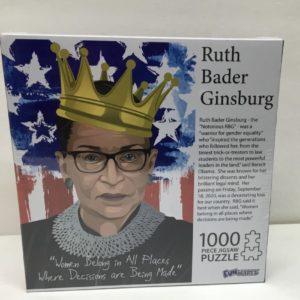 Ruth Bader Ginsburg 1000 pc. Puzzle