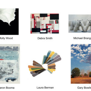 Box of 12 Blank Fine Art Note Cards