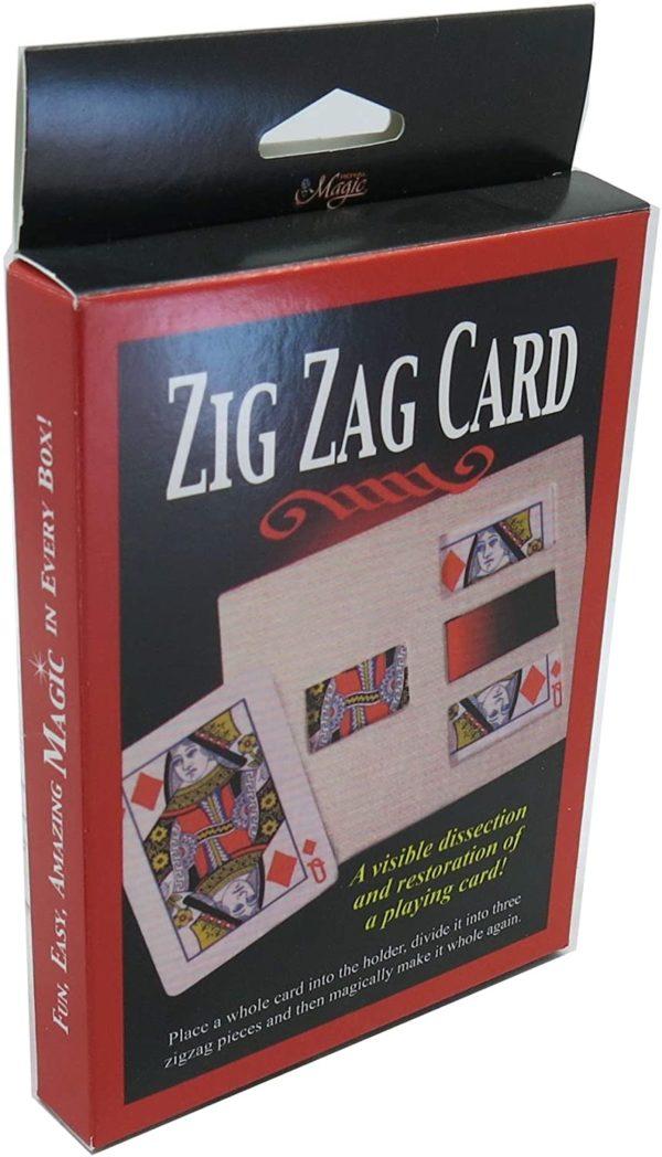 photo of Zig Zag Card, Iowa Magic Shop, Shop Iowa