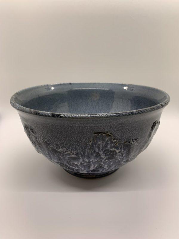 Stormy Blue Bowl – John McDonald