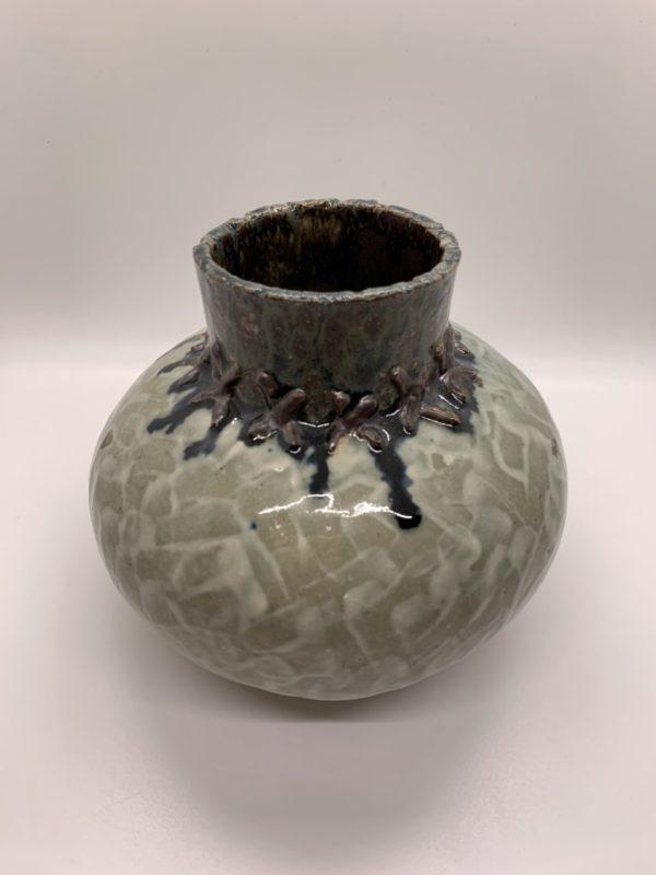 Green Rounded Base Vase – Bill Ball