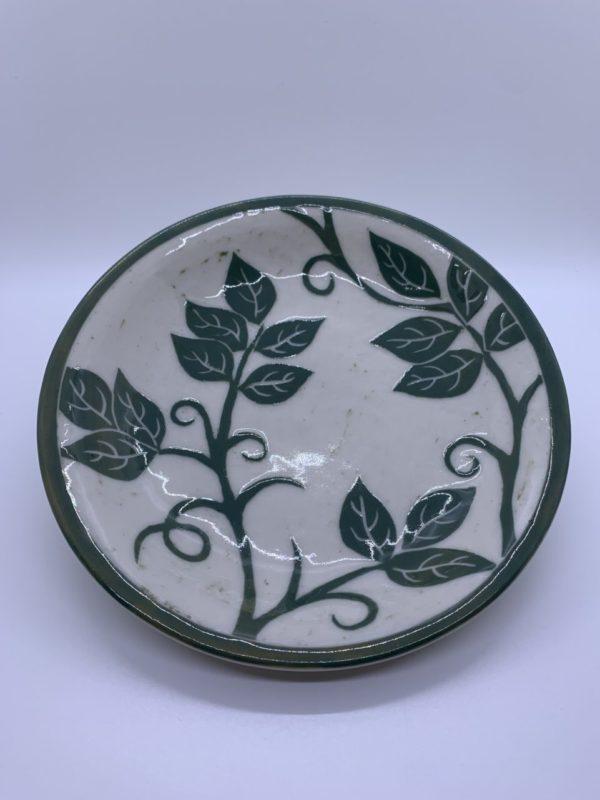 Leaf Plate – Karen Moorehead