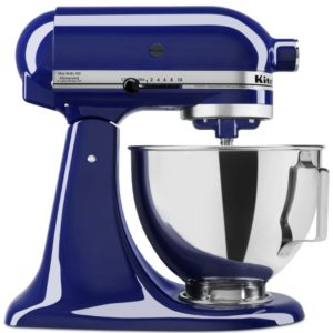 Cobalt Blue Kitchenaid Stand Mixer
