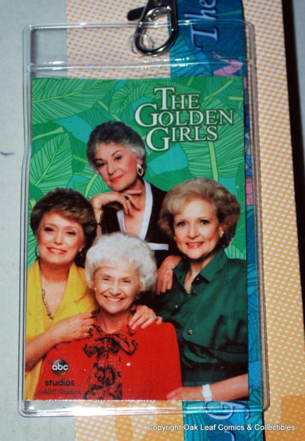 "Golden Girls Lanyard with Photo Badge - 20"" on Shop Iowa"