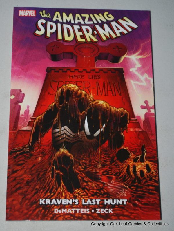 Spiderman Kraven