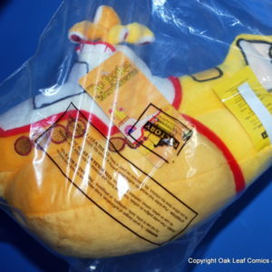 Beatles YELLOW SUBMARINE PLUSH
