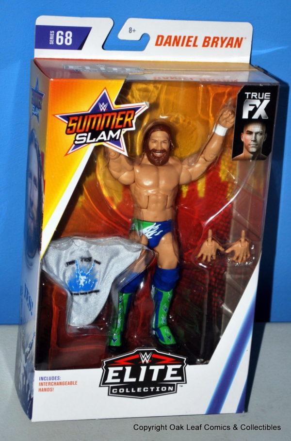 2019 Daniel Bryan – WWE Elite 68 Mattel Wrestling Action Figure