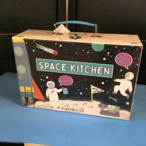Space Kitchen Suitcase