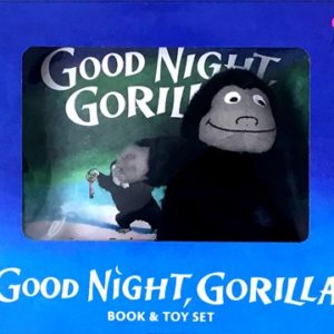 Good Night Gorilla, book and toy set