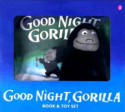Good Night Gorilla, book and toy set
