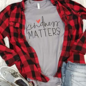 Kindness Matters (T-shirt only)
