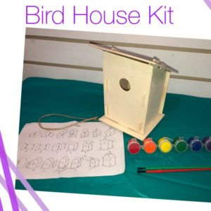 Bird House Kit