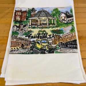 Fairfield Landmark Tee Towel