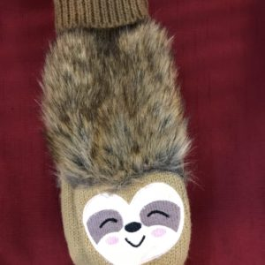 Sloth Mittens