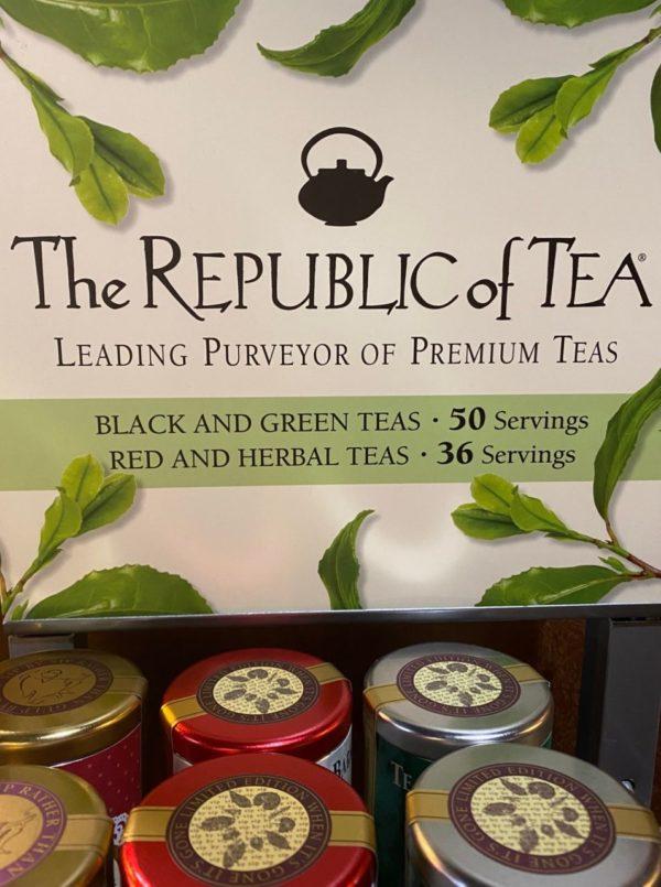 The Republic of Tea Premium Flavored Teas